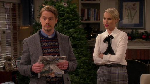 Season 7, Episode #8 Mandy & Kyle Help Hang Some Ornaments Screenshot