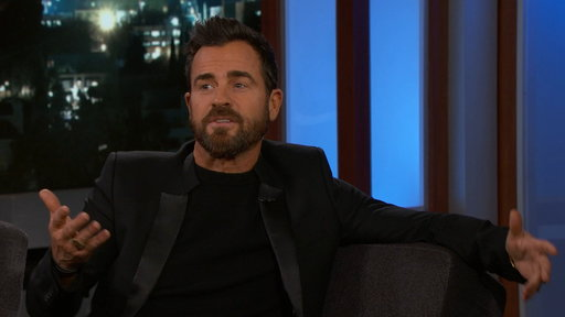 S16E162 Justin Theroux is NOT Justin Trudeau