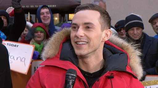 S0E0 Adam Rippon talks 'Will & Grace' appearance and retirement