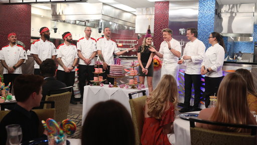 Hell's Kitchen S18E08 One Hell of a Party