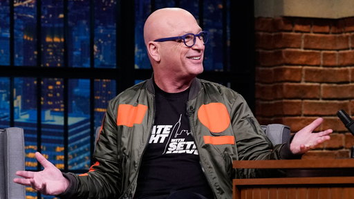 S6E31 Howie Mandel Told Someone Sitting Next to Him on a Plane That They Smelled