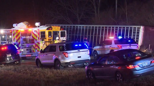 S0E0 2 killed in wrong-way crash in Illinois