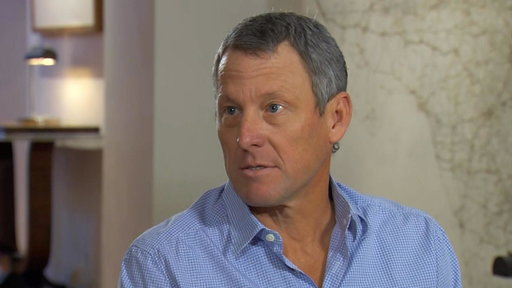 S0E0 Lance Armstrong speaks out on life after doping scandal