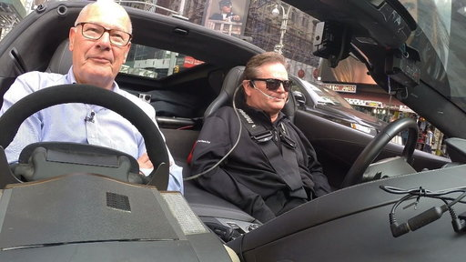 S0E0 Paralyzed race car driver takes Harry Smith on ride in cutting-edge car