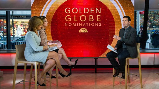 S0E0 Golden Globe nominations: IMDb's Dave Karger weighs in