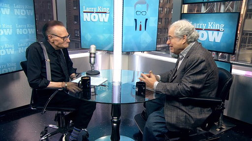 S7E61 Itzhak Perlman on receiving a Presidential Medal of Freedom from Obama