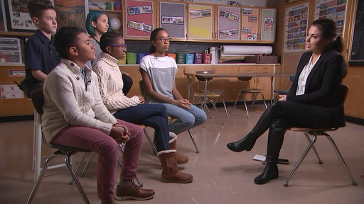 S0E0 Middle schoolers discuss impact of judging less and accepting more