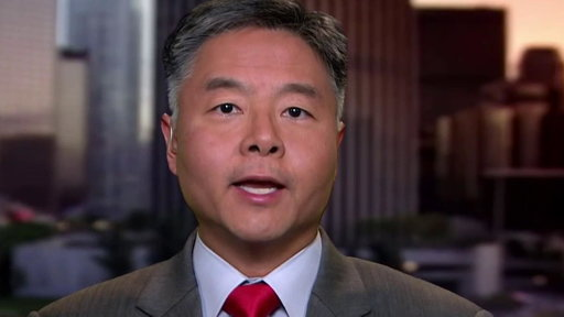 S0E0 Rep. Lieu: We have a President who committed 2 felonies while running