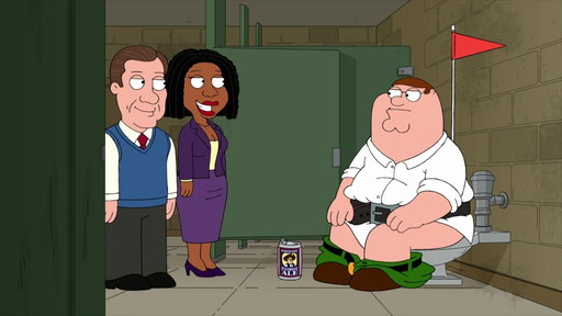 Season 17, Episode #9 Peter Becomes The New Mascot For The Beer Company Screenshot