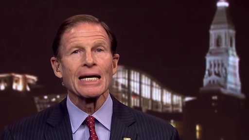 S0E0 Sen. Blumenthal: Walls are closing in on Trump
