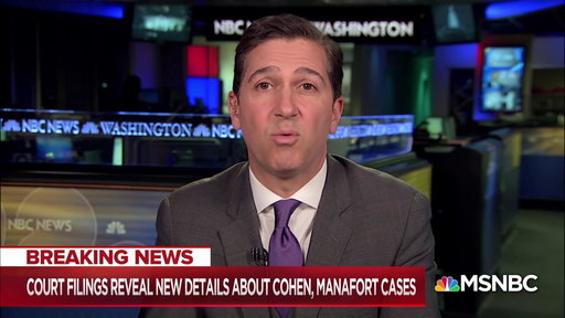 S0E0 Dilanian: Mueller findings suggest Trump reached out to Russians