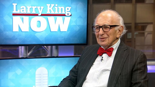 Larry King Now S07E62 Neuroscientist Dr. Eric Kandel on memory loss, artificial intelligence, & evil