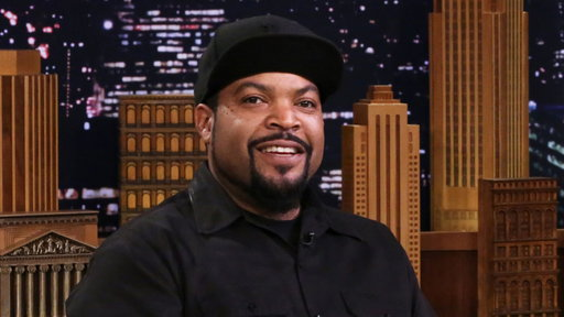 S6E48 Ice Cube Dishes on Becoming Scrooge in a Remake of A Christmas Carol