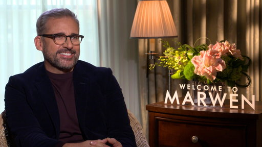 S32E0 Steve Carell Says His Wife Is His Protector and 'Home' (Exclusive)