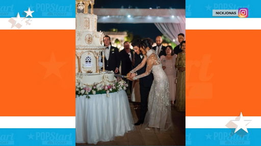 S0E0 See Priyanka and Nick's incredible wedding cake