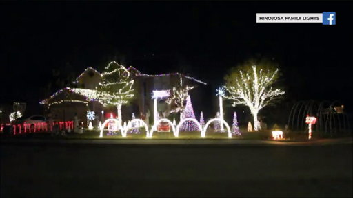 S0E0 See this house's ultimate 'Baby Shark' holiday light show