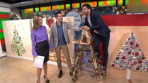 S0E0 The Scott brothers share easy DIY projects for holiday decoration
