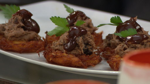 S0E0 Inside the competition for the best latke
