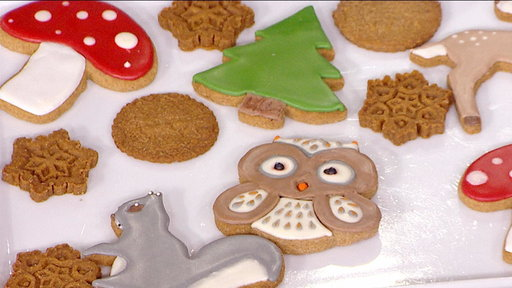S0E0 The Scott brothers learn how to make yummy holiday spice cookies
