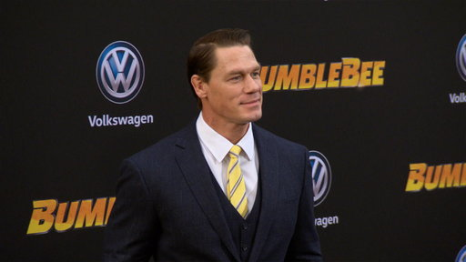 S32E0 John Cena Says He's In a Time of 'Trying New Things'