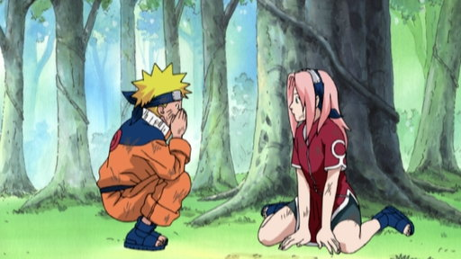 S1E10 (Dub) The Forest of Chakra