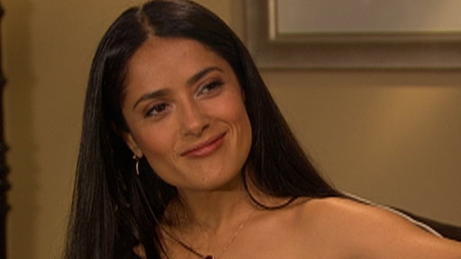 Salma Hayek: Bearded and Beautiful for 'Vampire's Assistant'