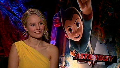 Kristen Bell: 'Astro Boy' Is 'a Fantastic Adventure'