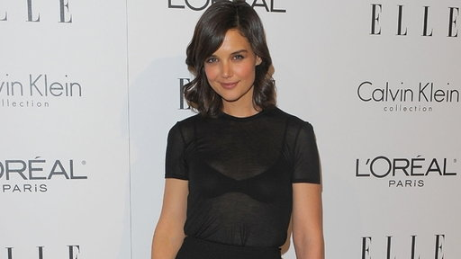 Katie Holmes On Suri's Fashion and Tom's 'Knight and Day' Stunt