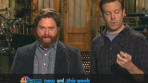 Promo: Zach Galifianakis