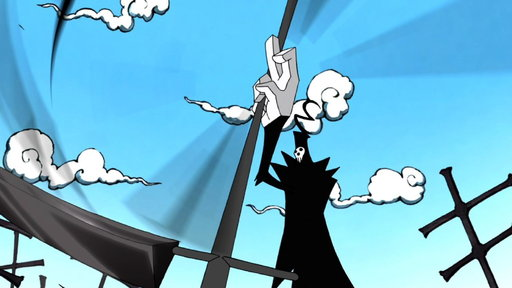 S1E48 (Sub) Lord Death Brandishes a Death Scythe: Just One Step from Utter Darkness?