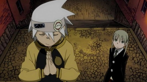 S1E1 (Sub) Resonance of the Soul: Will Soul Eater Become a Death Scythe?
