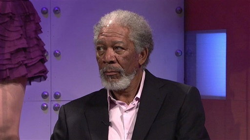 What Up With That: Morgan Freeman