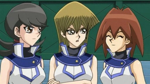 Watch Yu-Gi-Oh! GX S01E15 (Dub) Courting Alexis - ShareTV
