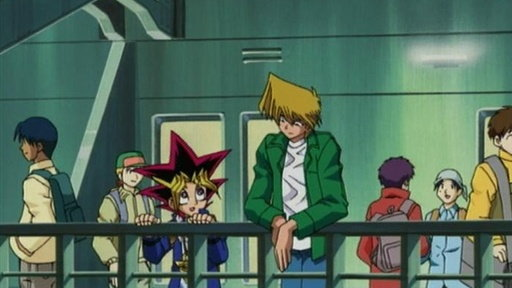 S1E3 (Dub) Journey to the Duelist Kingdom
