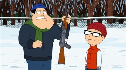 S6E0 Crap My American Dad Utters: Native Americans