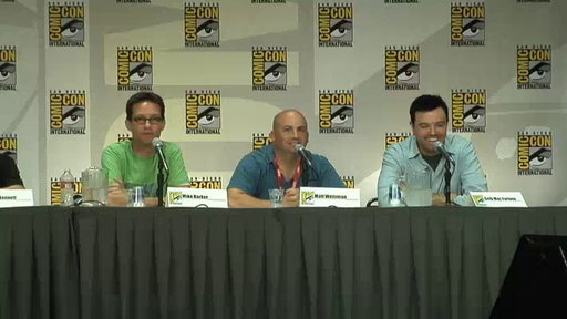S6E0 American Dad Panel Scoops