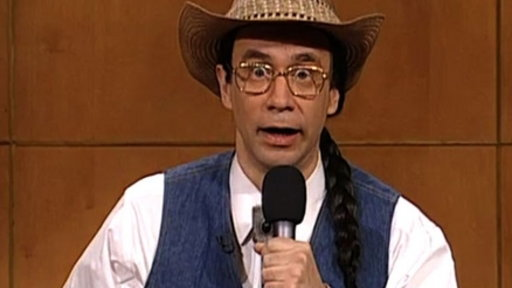 Native American Stand-Up