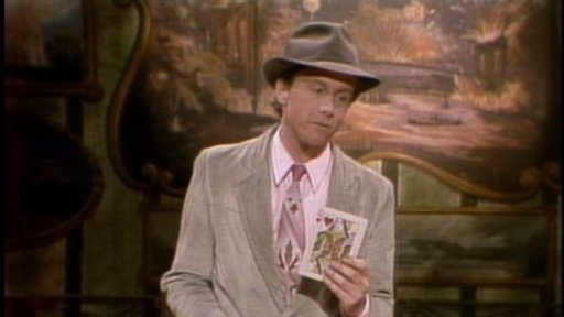 Guest Performance: Harry Anderson