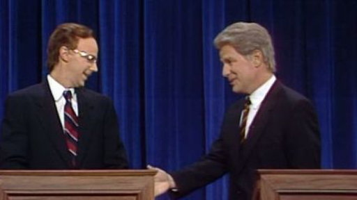 Bush-Clinton-Perot Debate Cold Opening