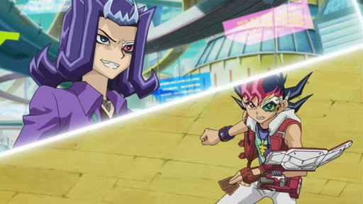 Watch Yu-Gi-Oh! Zexal S01E02 (Dub) Go With the Flow: Part