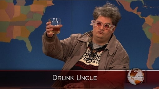 S37E11 Weekend Update: Drunk Uncle