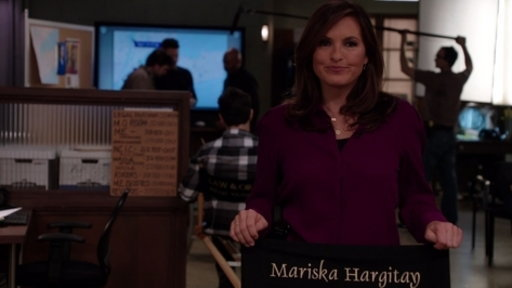 Mariska Hargitay Speaks Out About Child Abuse
