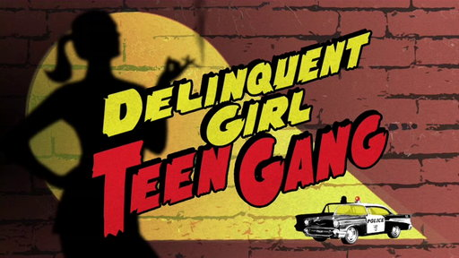 S37E16 Delinquent Girl Teen Gang
