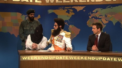 S37E20 Weekend Update: Admiral General Aladeen