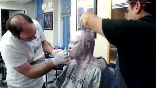 S38E0 SNL Backstage: MacFarlane in the Makeup Lab