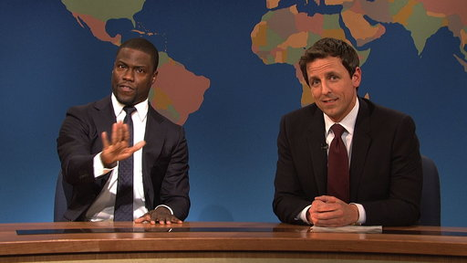 Weekend Update: Really?! With Seth and Kevin Hart