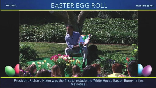 S11E48 President Obama Reads to Kids On Easter