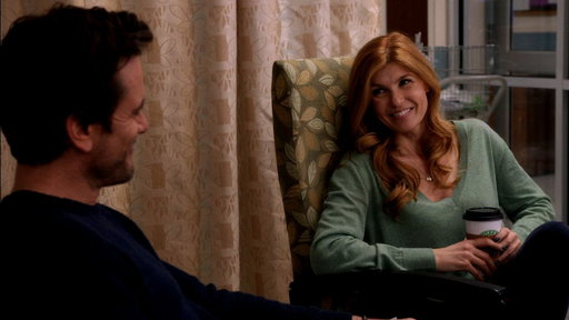 S01E17 Deacon Comforts Rayna at Lamar's Side