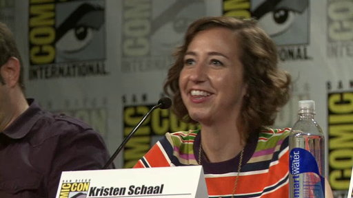S4E0 Comic-Con 2013 Panel: Returning Guest Voices