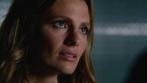 Beckett Gives Castle Terrible News